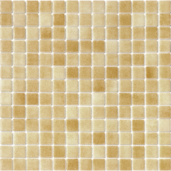 Mosaique piscine antidérapante - Nieve beige ocre orangé 3108 31.6x31.6 cm - 1 m²