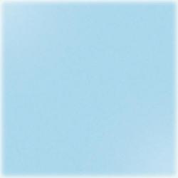Carrelage uni 20x20 cm bleu ciel brillant GALENA - 1.4m²