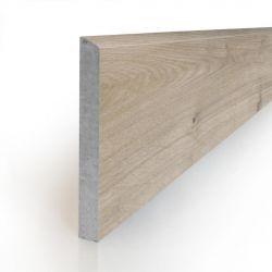 Plinthe aspect bois SPEZIA WIND 7,5X90- 4 Unités