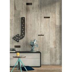 Carrelage aspect bois grand format SPEZIA WIND 20x120 - 1,28 m²