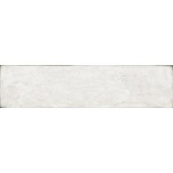 Faïence effet brique vieilli rectangulaire CESAR ARTIC 7,5X30 - 0,63 m²
