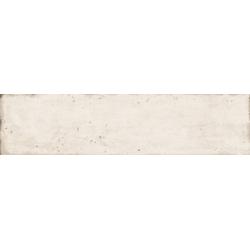 Faïence effet brique vieilli rectangulaire CESAR CREAM 7,5X30 - 0,63 m²