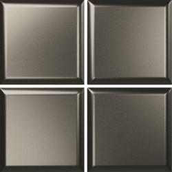 Faïence couleur métal DINARA METALIC 15x15 - 0,54 m²