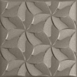 Faïence couleur métal à décors multiples GULHAN VINTAGE METALIC 15x15 - 0,63 m²