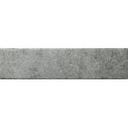 Faïence nuancée imitation véritable briquette GALA ANTHRACITE 7,5x30 - 0,63 m²
