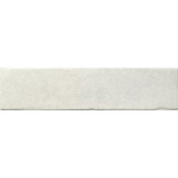 Faïence nuancée imitation véritable briquette GALA SILVER 7,5x30 - 0,63 m²