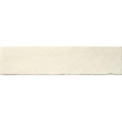 Faïence nuancée imitation véritable briquette GALA IVORY 7,5x30 - 0,63 m²