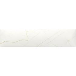 Faïence aspect marbre brique de parement OBAN BOMBATO 7,5x30 - 0,63 m²