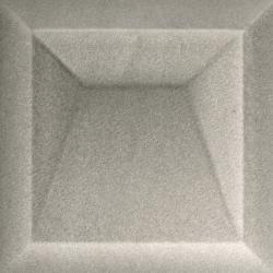 Faience aspect pierre à relief STROMESS AKAN GREY 25X25 - 0,94 m²