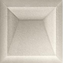 Faïence aspect pierre à relief STROMESS AKAN PEARL 25X25 - 0,94 m²