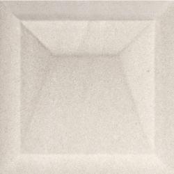Faïence aspect pierre à relief STROMESS AKAN SAND 25X25 - 0,94 m²
