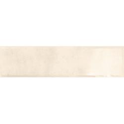 Faïence brillante colorée HANIS NEUTRAL 7,5x30 - 0,63 m²