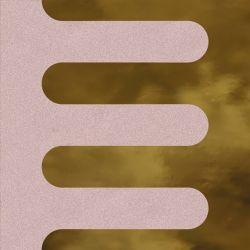 Faïence murale rosée et dorée GOLBER CORAL OR20X20- Unité