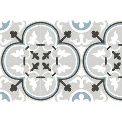 Carrelage imitation ciment MALAWI LEANDRE 20X20 - 0,52m²