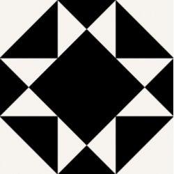 Carrelage géométrique aspect ciment KINABALU VENET 20X20 - 0,52m²