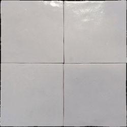 Carrelage esprit zellige nuancé MANÙ SIDI SALT 10X10 - 0,44m²