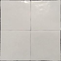 Carrelage esprit zellige nuancé MANÙ RIAD GREY 10X10 - 0,44m²