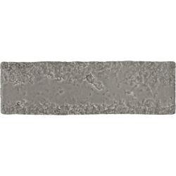 Carrelage brique de parement très réaliste BINDI MATT GREY STONE 6X20 - 0,5m²