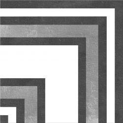 Carrelage imitation ciment CHITWAN BLACK&WHITE 15X15 FT1019 - 1 unité