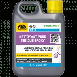 NETTOYANT POUR RÉSIDUS ÉPOXY CR10 - 1 L