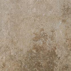 Carrelage grès cérame effet pierre rectifié LAUNCESTON TAUPE ANTISLIP 2CM 75X75 - 0,562m²