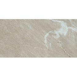 Carrelage anti-dérapant en grès cérame rectifié effet pierre CAIRNS BEIGE ANTISLIP 30X60 - 1,08m²