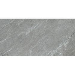 Carrelage anti-dérapant en grès cérame rectifié effet pierre CAIRNS GRIGIO CHIARO ANTISLIP 60X120 - 1,44m²
