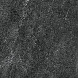 Carrelage anti-dérapant en grès cérame effet pierre CAIRNS ANTRACITE ANTISLIP 60X60 - 1,44m²
