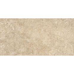 Carrelage brillant en grès cérame effet pierre de Jérusalem GOLDCOAST BEIGE 60,4X90,6 - 1,64 m²