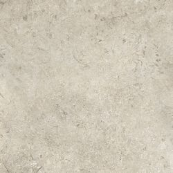 Carrelage brillant en grès cérame effet pierre de Jérusalem GOLDCOAST GREY 60,4X60,4 - 1,46m²