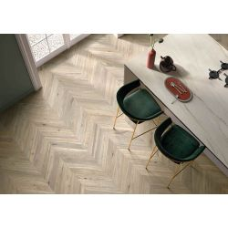 Carrelage aspect bois grand format moderne ANDRIA NATURE 20X120- 1,44 m²