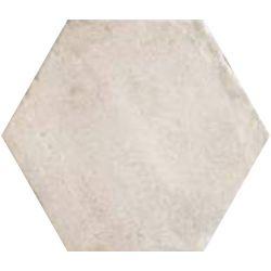 Carrelage hexagonal antidérapant effet pierre BEJA DOWNTOWN 28,5X32,5 - 1,05m²