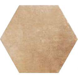 Carrelage hexagonal antidérapant effet pierre BEJA EAST 28,5X32,5 - 1,05m²