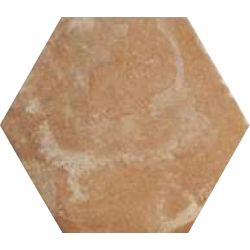 Carrelage hexagonal antidérapant effet pierre BEJA NORTH 28,5X32,5 - 1,05m²