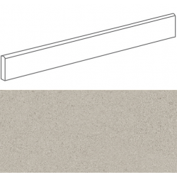Plinthe imitation terrazzo9,4x80cmGALBE CREMA - 1unité
