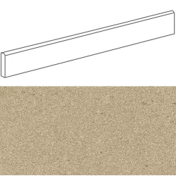 Plinthe imitation terrazzo9,4x80 cmGALBE MOSTAZA- 1unité