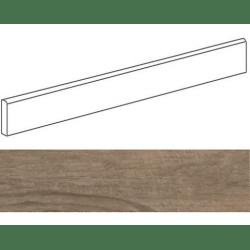 Plinthe grès cérame imitation parquetPRATO BEIGE 9,4X59,3- 15 unités