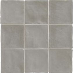 Carrelage gris effet zellige FARRIO FOSSIL 30,5X30,5 - 1,02m²
