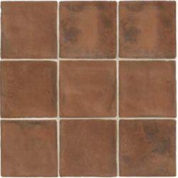 Carrelage rouge effet zellige FARRIO MARSALA 30,5X30,5 - 1,02m²