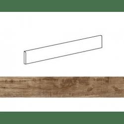 Plinthe effet bois 6x60cm WOODMANIA Caramel - 8.40 ml