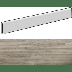Plinthe aspect bois AREZZO PLUMBEO 7,5X90- 4 Unités