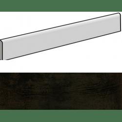 Plinthe aspect bois WAMIN CARBON 9,4X59,3- 17 Unités