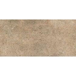 Carrelage anti dérapant grès cérame effet pierre RIBEIRA BROWN ANTISLIP 30X60 - 1,08m²