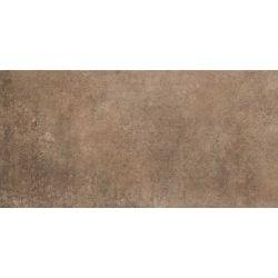 Carrelage anti dérapant grès cérame marron effet pierre ELVAS TIERRA ANTISLIP 30X60 - 1,08m²