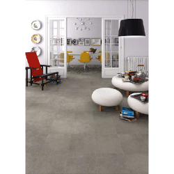 Lot de 16.38 m² - Carrelage imitation ciment 30x30 cm RIBADEO Grafito anti-dérapant R10 - 16.38 m²