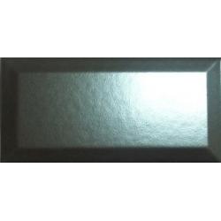 Carrelage Métro métal scarabée 7.5x15 cm - boite de 0,5m² Ribesalbes