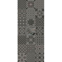 Carrelage imitation ciment 20x20 cm TASSEL Grafito - 1m²