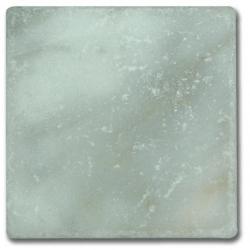 Carrelage pierre Marbre vieilli Afyon White 10x10 cm - 1m²