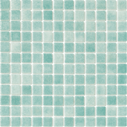 Mosaique piscine Nieve vert caraibe 3057 31.6x31.6 cm - 2 m²