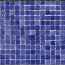 Mosaique piscine Nieve bleu marine azul antidérapant 3102 31.6x31.6cm - 1 m²